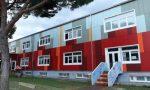 Il nuovo volto della scuola di via Lombardia