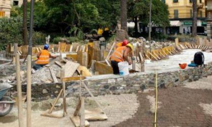 Parco Canessa chiuso fino a dicembre