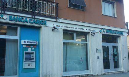 Chiusure Carige, oggi ultimo giorno a Calvari e Pieve Ligure