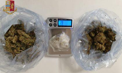 Spaccio di marijuana, denunciato un 32enne a Chiavari