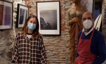 La mostra omaggio dedicata alle fotografie di Andrea Zanaboni