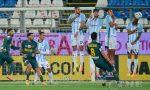 Il Lecce batte l'Entella per 5 a 1