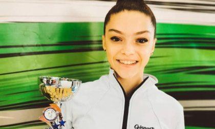 Emma Garibaldi, dalla palestra del San Martino di Cogorno alla vittoria del Campionato italiano