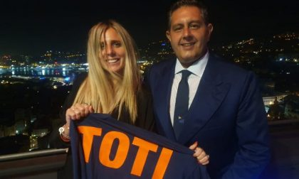 """La portavoce di Toti: """"Quelle parole nel tweet sono un'immensa cazzata"""""""