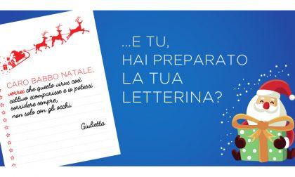 Scrivi una letterina a Babbo Natale e doni un pasto al Banco Alimentare: ecco la nostra iniziativa!