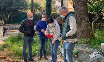 A Rapallo 84 interventi sparsi per tutta la città