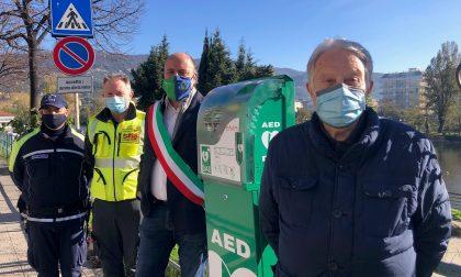 A Chiavari attivato un nuovo defibrillatore