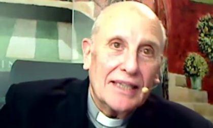 Vittima del covid monsignor Paolo Rigon, domani l'addio. Sono 167 le vittime nel clero