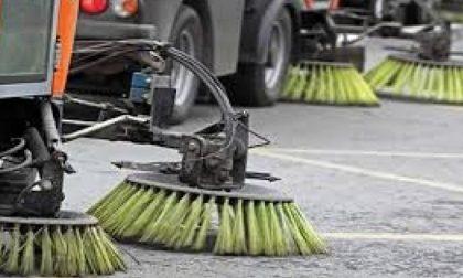 A Recco interventi di pulizia sui percorsi pedonali