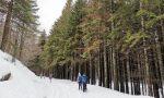 La magia della neve in Val d'Aveto: le foto