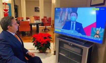 """Decreto Natale non piace a Toti: """"Gigantesco danno economico"""""""