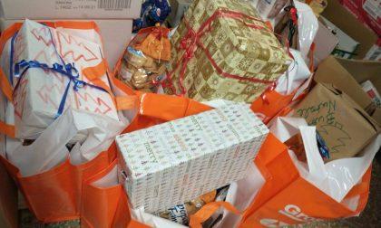 A Zoagli comincia la distribuzione dei pacchi spesa