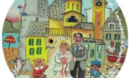 Camogli ricorda l'artista Alessandra Puppo scomparsa improvvisamente