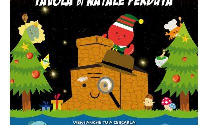 Il Castello Parlante e Lallo alla ricerca della Tavola di Natale