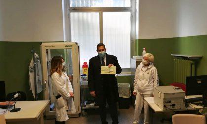 """Toti: """"Quasi 14mila vaccini oggi in Liguria, quarta regione per somministrazioni rispetto agli abitanti"""""""