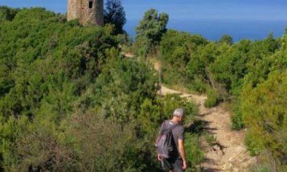 """L'escursione """"Liguria vista mare: Punta Baffe"""""""