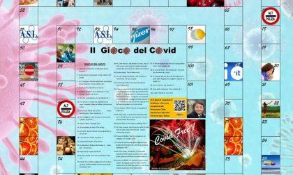 """""""Il gioco del Covid"""": due sindaci trasformano l'emergenza in un gioco – parodico – da tavolo"""
