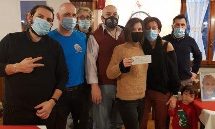 Bracco in Sella: le prime donazioni