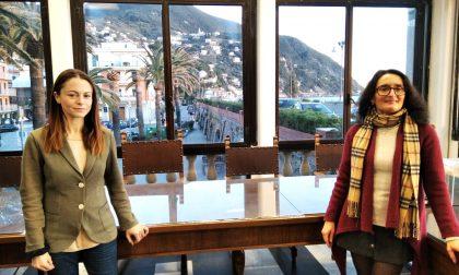 Giulia Dezza dialoga sulla Shoah con la professoressa Giulia Marseglia
