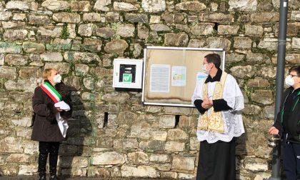 Nuovo defibrillatore a Chiesanuova di Ne
