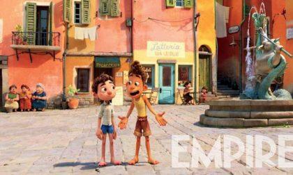 Novità sul film Pixar Luca ambientato in Liguria