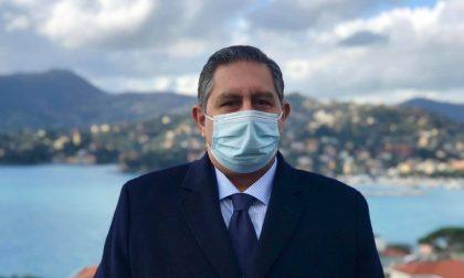"""Coronavirus, Toti: """"La curva del contagio continua a calare"""""""