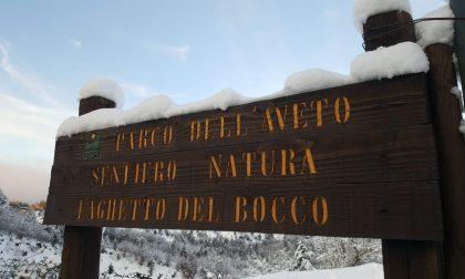 Col ritorno della zona gialla la Val d'Aveto imbiancata conta sulla ripresa del turismo