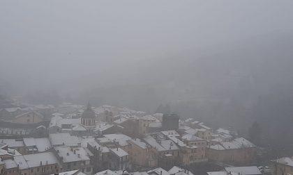 Venti di burrasca e neve, rinnovato l'avviso meteo di Arpal