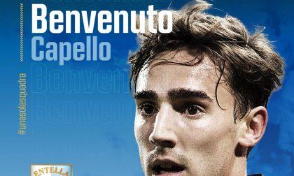 I gol di Capello per salvare dalla retrocessione la Virtus Entella
