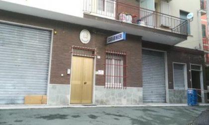 Verso la nuova caserma dei carabinieri