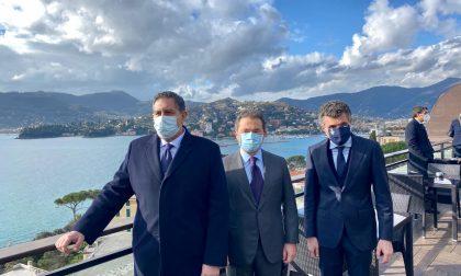 Ricostruzione del porto di Rapallo, presentato il progetto