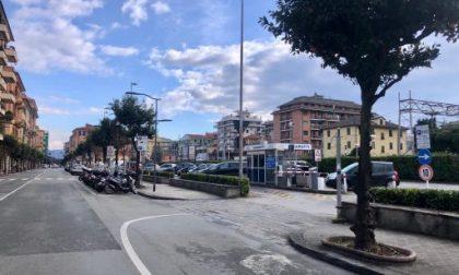 Park Assarotti, risistemazione del parcheggio pubblico a pagamento