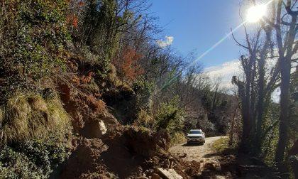 Lavori di somma urgenza per ripristino viabilità via Monte San Giacomo