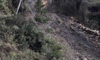 Ex cava di Bacezza, sì al progetto di fattibilità per la messa in sicurezza idrogeologica