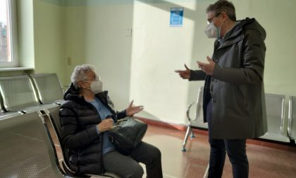 Scattata la campagna vaccinale per gli over 80