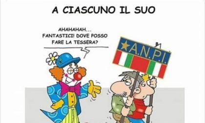 La vignetta offensiva di Fratelli d'Italia