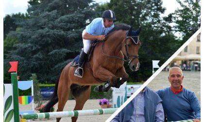 Il mondo dell'equitazione ligure piange Stefano Cartagenova
