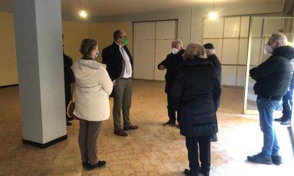 Lascia al Comune locali per 344 metri quadrati, all'orizzonte un nuovo centro anziani