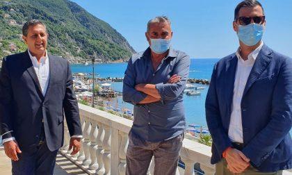 """Difesa suolo, Claudio Muzio: """"Forte impegno della Regione per il Tigullio"""""""