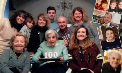 Addio ad Adelaide Gatti, aveva 100 anni