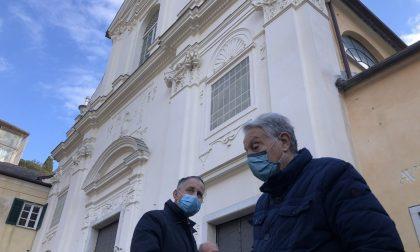 Campagna di vaccinazione anti Covid-19, Palazzo Bianco mette a disposizione dell'Als4 l'Auditorium San Francesco