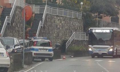 Grave incidente in via Parma a Chiavari