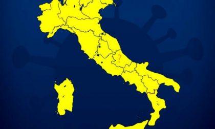 Toti vorrebbe la zona gialla nazionale