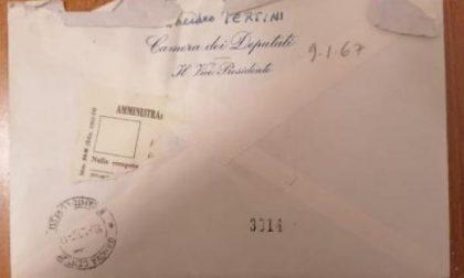 La misteriosa lettera di Pertini