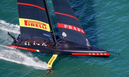 7 -3, New Zealand vince su Luna Rossa