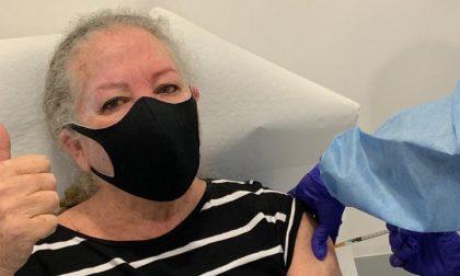 Silver Vaccine Day in ASL 4, ecco i primi tre vaccinati del Tigullio
