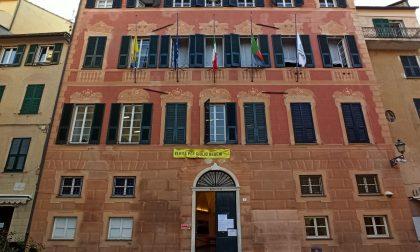 Attentato in Congo, bandiere a mezz'asta a Palazzo Pallavicini
