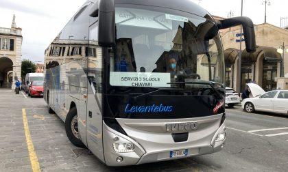 Autobus, altre modifiche da lunedì al servizio scolastico
