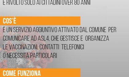 """Santa Margherita Ligure mette in campo un servizio di """"facilitazione"""" per la campagna di vaccinazione anti Covid-19"""