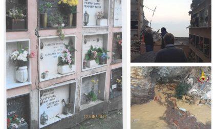 """La foto-denuncia del 2012 al cimitero di Camogli: """"La inviammo al Sindaco. Mio nonno e mio nipote erano lì"""""""